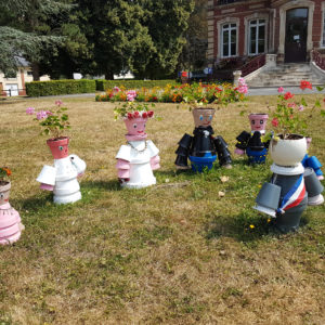 Land'Art 2018 : Les Services de la Mairie