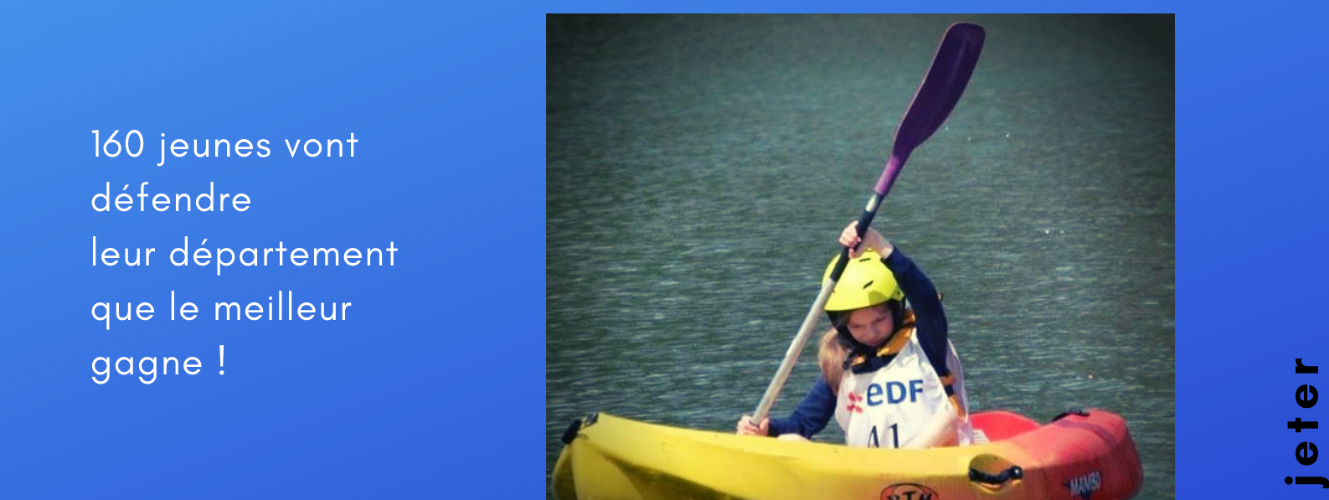 Samedi 15 et dimanche 16 juin s'est déroulée la finale régionale de Canoë Kayak Plus de 160 participants venant des 5 départements normands ont 1